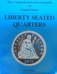 Seated Liberty Quarters Encyclopedia S/B  Briggs