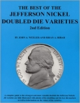 Jefferson Nickel Double Dies 2nd Edition Wexler/Ribar