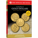 Gold Dollars, Official Red Book Series, Bowers