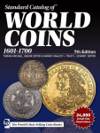 1601-1700 STANDARD CATALOG WORLD COINS 17th CENTURY  7th Edition