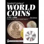 Standard Catalog of World Coins 1701-1800 7th Edition. CD Version.