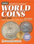 STD. CATALOG WORLD COINS 1901-2000   43rd ED.  NOT CURRENT ED
