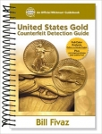 Fivaz, U.S. Gold Counterfeit Detection Guide Official Whitman Guidebook