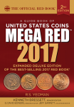 2017 2nd Edition Mega Guide Book of United States Coins