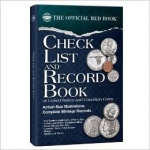 Checklist/Record Book Of U.S. & Canadian Coins   Whitman