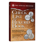 Check List And Record Book of United States And Canadian Coins Official Red Book. 2015