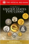 Guide Book Of United States Coin Types, The Official Red Book Series, 2nd Edition