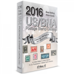 2016 US/BNA Postage Stamp Catalog Oct 2015