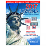 2017 US/BNA Postage Stamp Catalog Oct 2016