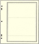 Advantage Stock Sheet, 7 Pocket, Specialty Border Pack of 10