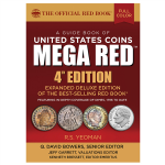 2019 MEGARED Deluxe Red Book Guide to U.S. Coins 4th Edition