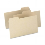 Manila Divider Cards Pack of 100