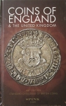 2009 Coins Of England & UK, Spink, Std Cat British Coins 44th Edition