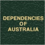 Label, Australia Dependencies  Scott