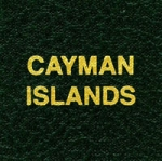 Label, Caymen Islands Scott