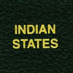 Label, Indian States Scott